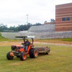 sod install roller tifton turf farms